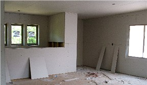 upstairs_sheetrock