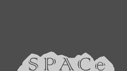 dark gray space logo