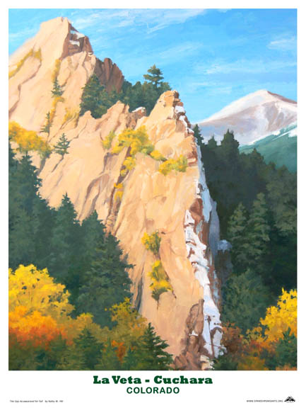 Scenic Southern Colorado Posters