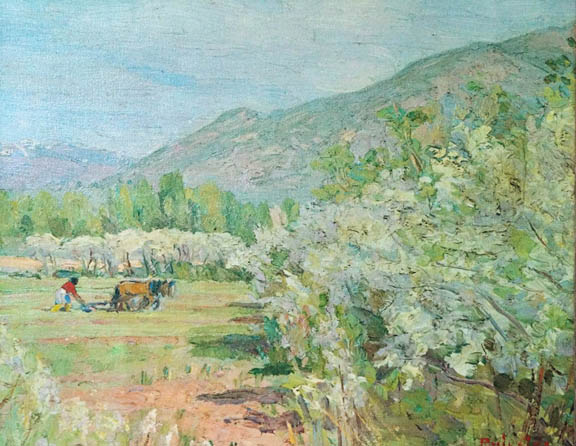 BG Phillips- Spring Plowing-sm