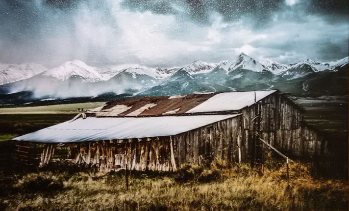Gary Benson - Stormy Surreality-sm