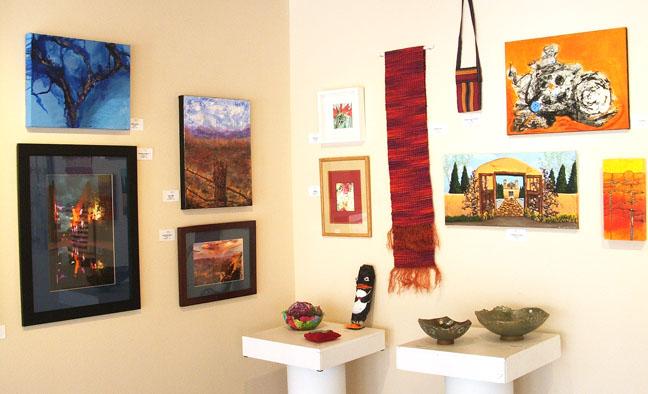 sw corner Gift of Art