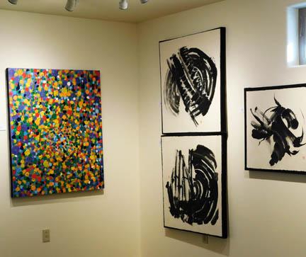 SE corner Fuller Gallery