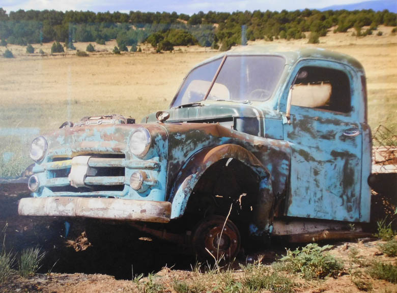 John Manos-Old Truck