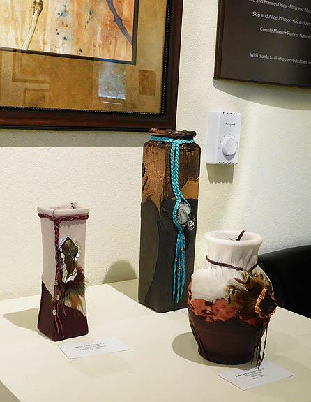 Patricia Savage - 3 Vases-2