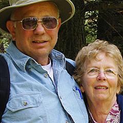 Gary & Hulda Benson