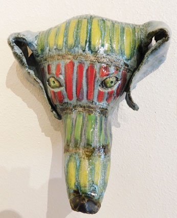 Lora Nava-mask