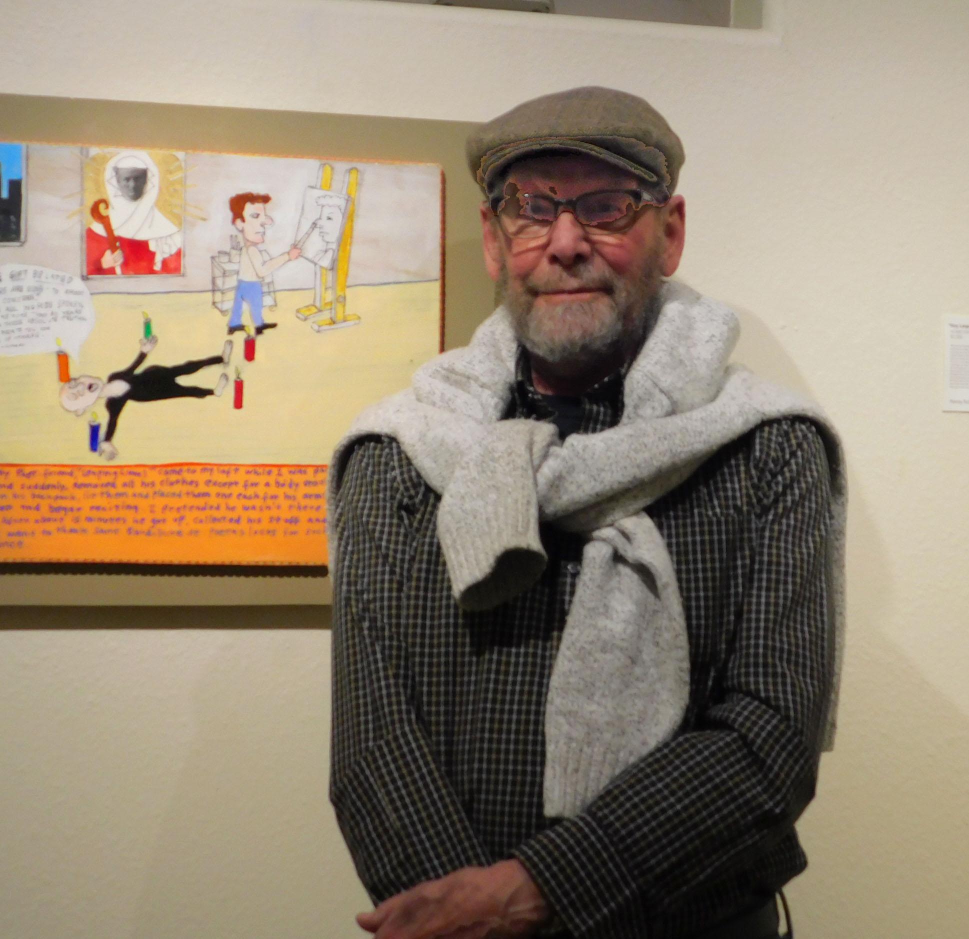 The Artist Kenny Schneider