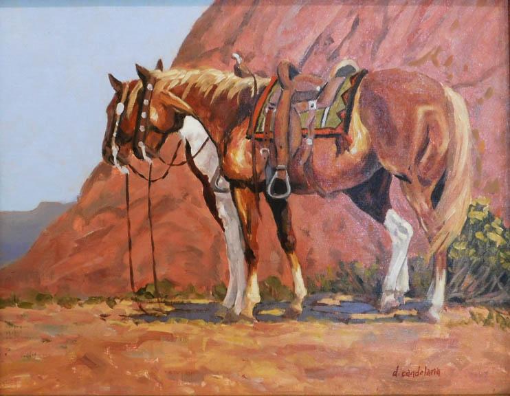 Candelaria-horse