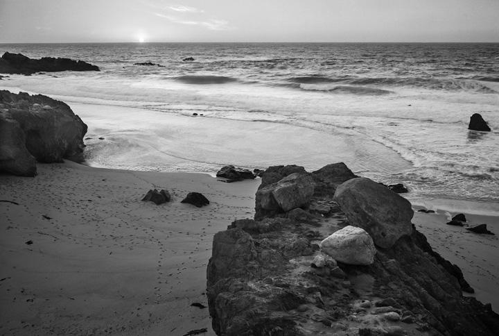 Jim Hanks-garrapatta beach