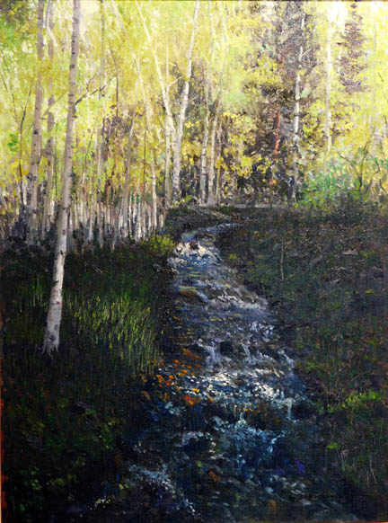David Montgomery-Aspen Creek