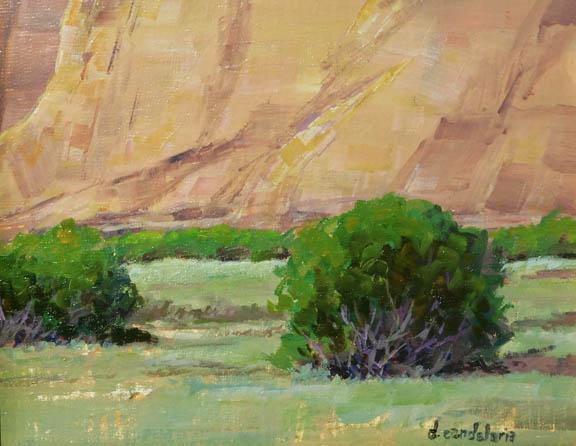 Doug Candelaria-Canyon Pinons