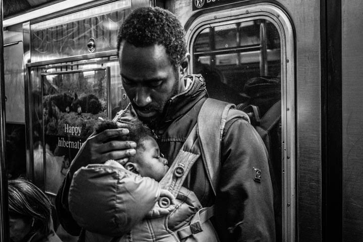 Subway Father